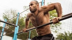Bodyweight Chest Exercises - Muscle-Up